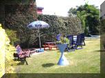 Garten Haus Sandra Dahme
