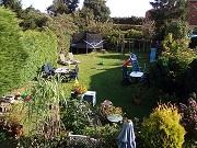 Garten Haus Sandra