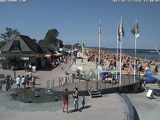 Dahme Ostsee Strand