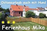 Haus Mika in Dahme an der Ostsee
