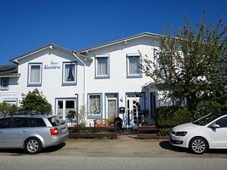 Strassenansicht Haus Sandra Dahme